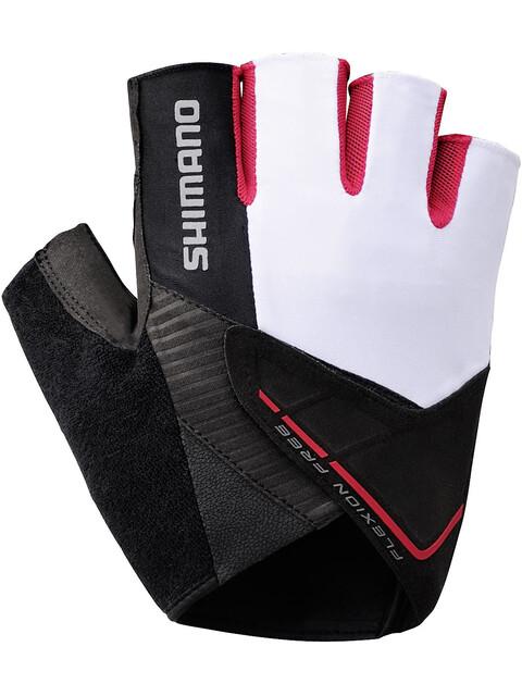 Shimano Advanced Gloves Unisex White